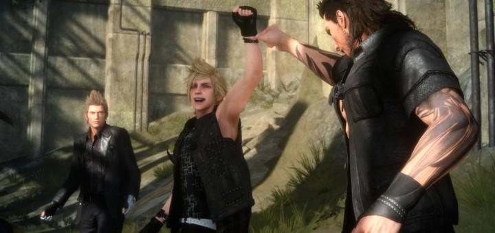 [Final Fantasy XV] ทาบาตะบอก ตัวเกมคืนทุนตั้งแต่วันแรกแล้วคร้าบบ