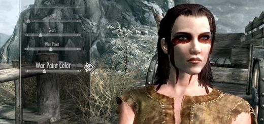 skyrimcharacter creation