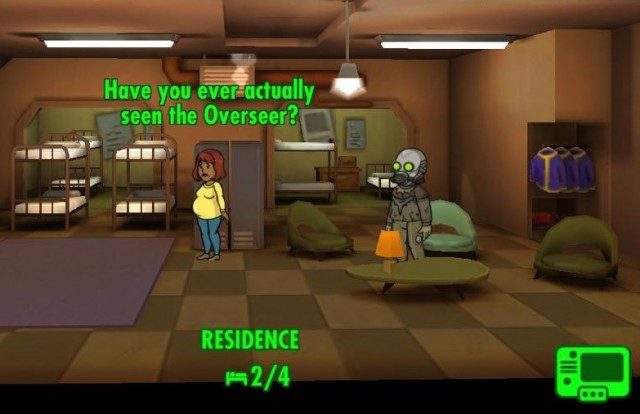 Беременные женщины fallout shelter 980