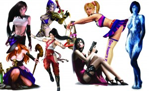 videogamewomen