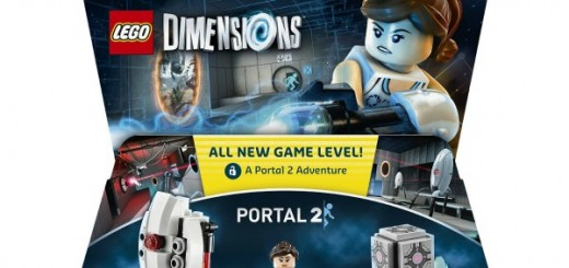 LEGO-Dimensions-Portal-2-Level-Pack