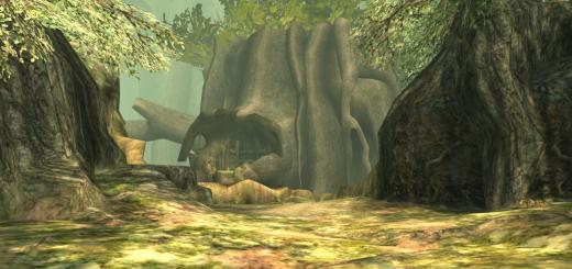zelda_forest
