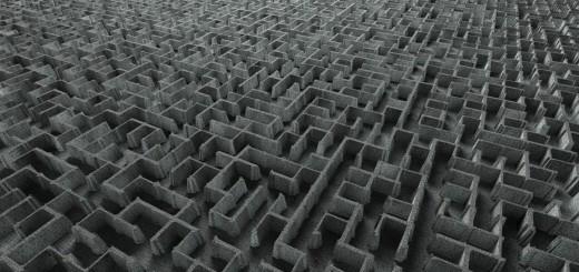 Giant-maze