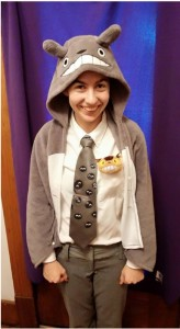 """""""Business Casual Totoro"""""""