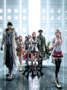 The Cast of the Final Fantasy XIII Trilogy