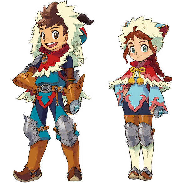 Again With The Jewelry Monster Hunter Stories And Character