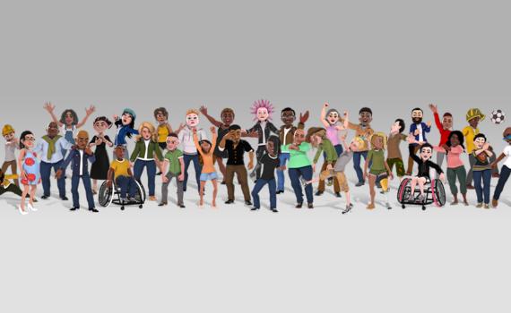xbox 2.0 avatars